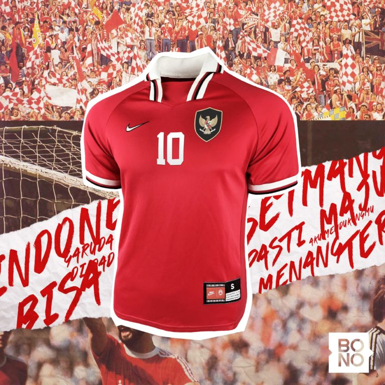 What If #01 : Indonesia sponsored by Nike in 1996